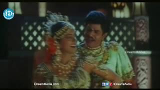 Bhairava Dweepam Movie || Ghataina Prema Ghatana Song || Balakrishna, Roja || M Suresh
