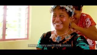Kiribati Tourism Plastic Repurposing Program