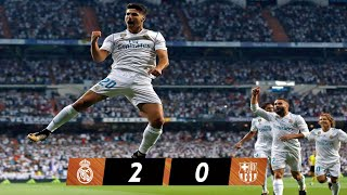 "Real Madrid vs FC. Barcelona, ""RESUMEN"" Highlights, Supercopa España 