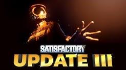 Satisfactory - Update 3 Reveal Trailer