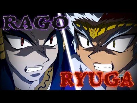 (AMV) Destroy Ldrago vs Diablo Nemesis - Point of No Return (RIP Ryuga)