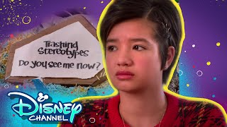 Trashing Stereotypes 💥 | Andi Mack | Disney Channel