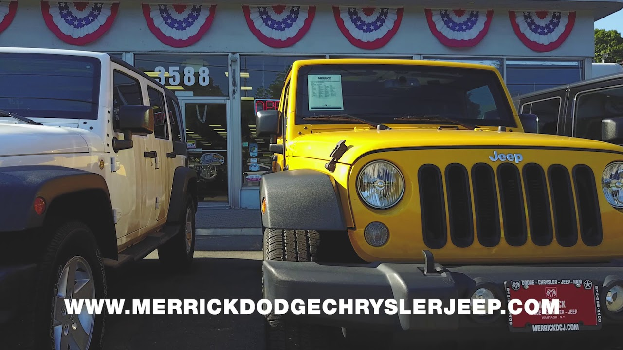 Merrick Doge Chrysler Jeep Ram Of Wantagh Channel Overview Youtube