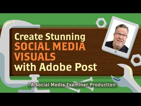 Create Stunning Social Media Visuals with Adobe Post