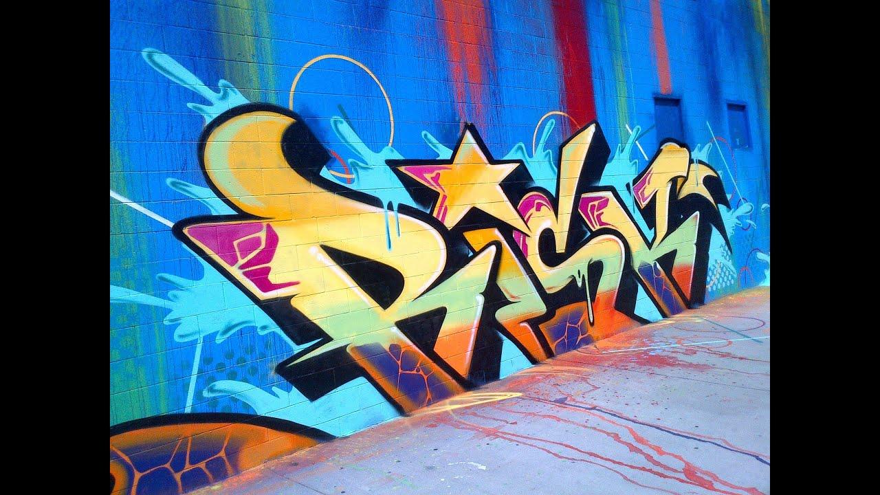 Risky (Godfather of Graffiti & aka RiskRock) Interview by Corin Nemec - Part Two