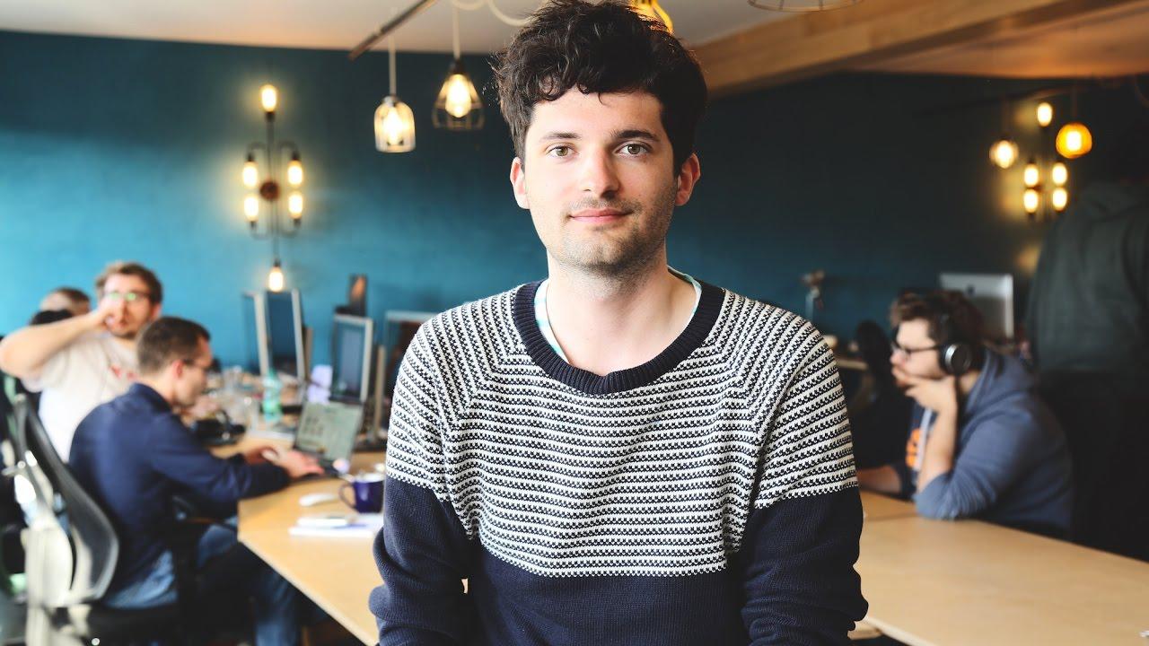 Découvrez Dernier Cri avec François-Henri, UX/UI Designer