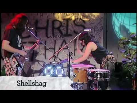 "Shellshag - ""Face to Face"" | TCGS"