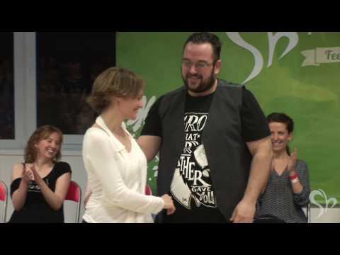Zoltán Szkubán & Eszter Koltai Intermediate J&J 3rd Place @ Swinghearts Spring Weekend 2017
