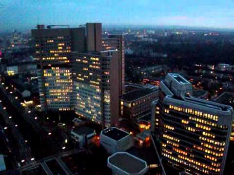 Abendstimmung über Köln 1