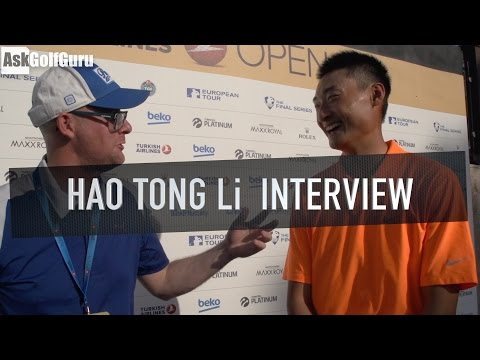 Hao Tong Li Turkish Airlines Interview
