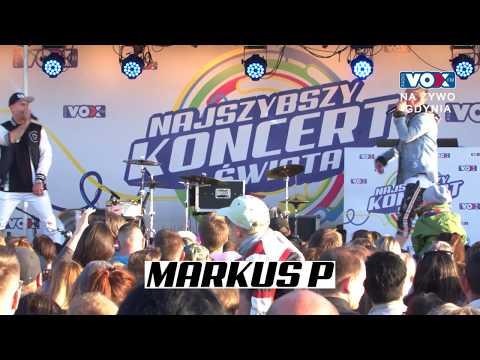 Markus P – Ma na imię miłość [Najszybszy Koncert Świata, Gdynia 2018]