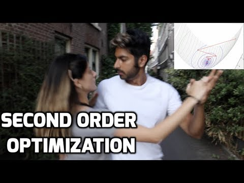 Second Order Optimization - The Math of Intelligence #2