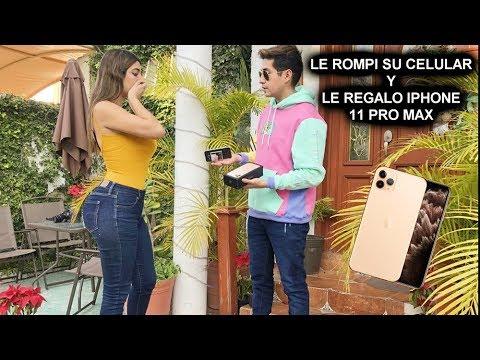Photo of LE ROMPI SU CELULAR Y LE DOY IPHONE 11 PRO – ايفون