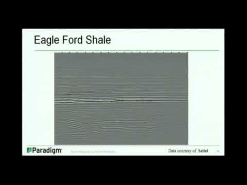 Using Seismic Data for Unconventional Shale Oil & Gas Exploration
