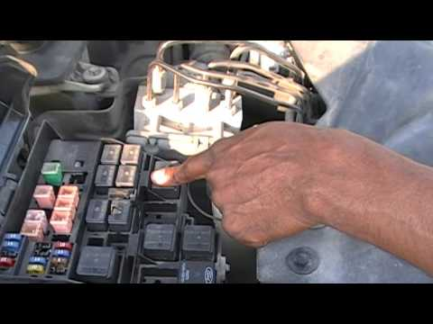 Diagnosing The AC Problem In My Wife\u0027s Lincoln LS With Anson Kemp