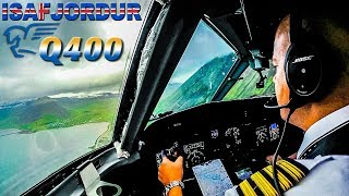 Extreme Approach into ISAFJORDUR thumbnail