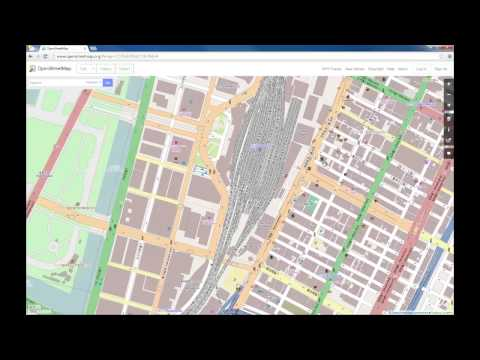 Video 3: Using OpenStreetMap for Your Project