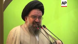 "Senior cleric says capture of Qusair in western Syria was ""decisive"""