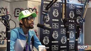 PnB Rock Reveals Who Gives Him Stage Fright + New Album