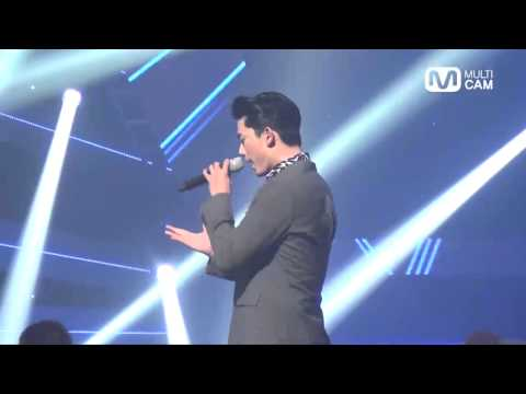 140911 M Countdown : I'm Your Man Multi-cam (Taecyeon ver.)