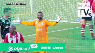 Budapest Honvéd - Kisvárda Master Good | 4-0 (1-0) | OTP Bank Liga | 2. forduló | 2018/2019