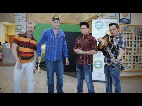 Million Dollar Quartet performs at Branson Tourism Center
