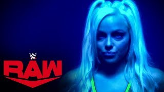 Liv Morgan is coming soon: Raw, Dec. 9, 2019