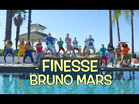 FINESSE (Remix) - Bruno Mars ft. Cardi B - Alexander Chung Choreography