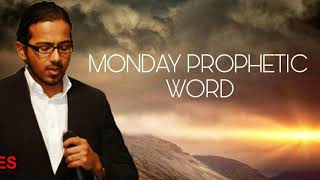 IT IS NOT THE END, Monday Prophetic Word 22 October 2018