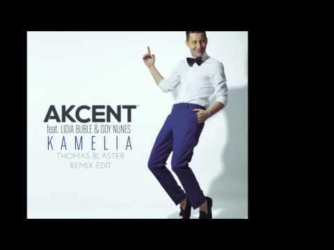 Akcent feat Lidia Buble & DDY Nunes - Kamelia (Thomas Blaster Remix Edit) [Roton Music]