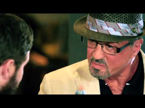 Collection Movie Clip - Sylvester Stallone & Kevin Connolly
