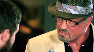 Collection Movie Clip - Sylvester Stallone &amp Kevin Connolly