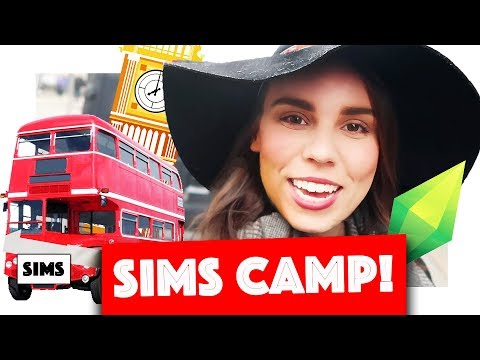 THE SIMS FLEW ME TO LONDON! [ Get Famous Vlog ] thumbnail