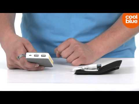 A-Solar Xtorm Power BankTrip XB101 9000 mAh productvideo (NL/BE)