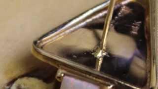 Jewelry Welding - Earring Post