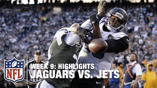 Jaguars vs. Jets | Week 9 Highlights | NFL