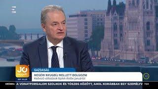 Megéri nyugdíj mellett dolgozni - Farkas András - ECHO TV