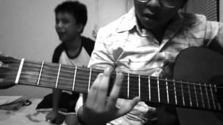 Like I'm gonna lose you ( short guitar tutorial)