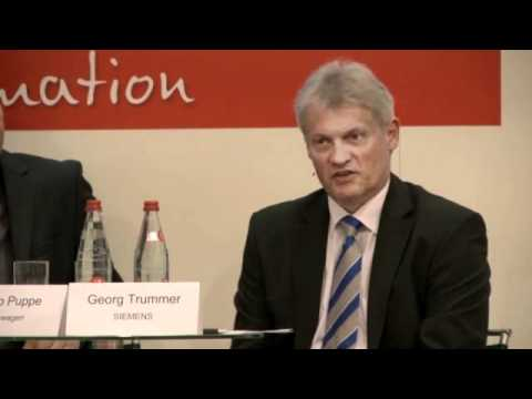 IT-Security im Industrial IT Forum (Hannover Messe 2011)