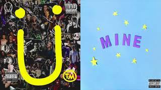 Are U Mine Now? - Skrillex & Diplo vs Bazzi [Mashup by MANIAC POP]