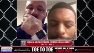 UFC 205's Michael Johnson: 'I look to finish the fight at any cost'