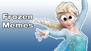 Elsa's a Lesbian
