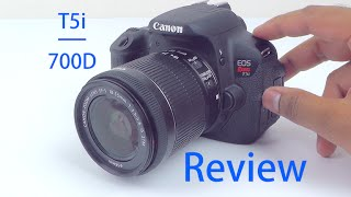 Canon Rebel T5i review | Canon EOS 700D Review | and Video Test + Picture Test