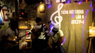 SBD THT015 Hồ Hoàng Dũng với bài hát dự thi Căn gác trống.