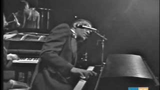 Ray Charles Plays the Slow Blues in Madrid