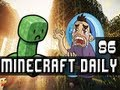 Minecraft Daily | Ep.86 Ft ChimneySwift, and Ihascupquake | Lets Rate Chims House!