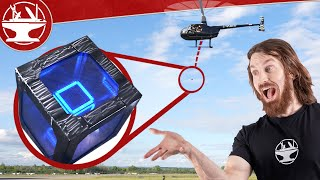 Testing an UNBREAKABLE TESSERACT with JUSTDUSTIN for $10,000!!!