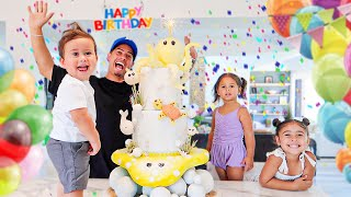 STEEL BOYS 1ST BIRTHDAY PARTY SPECIAL!!!