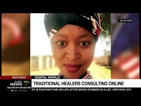 Digital World Changing The Way Traditional Healers Consult