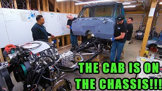 1-Week Chevy C10 Truck Build and Road Trip-Part 3: Finnegan's Garage Ep.134